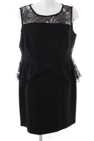 Bodyflirt Etuikleid schwarz Elegant