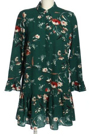 Bodyflirt Koszulowa sukienka Na całej powierzchni W stylu casual