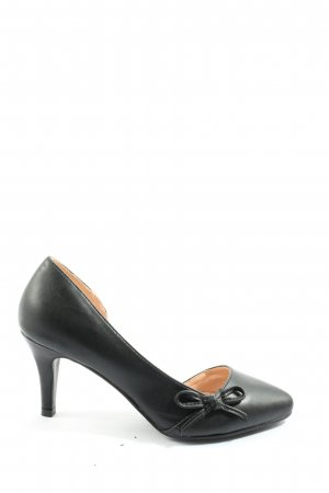 Bodyflirt High Heels schwarz Elegant