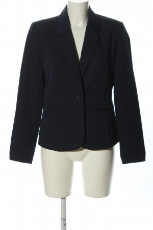 Bodyflirt Jerseyblazer blau Business-Look