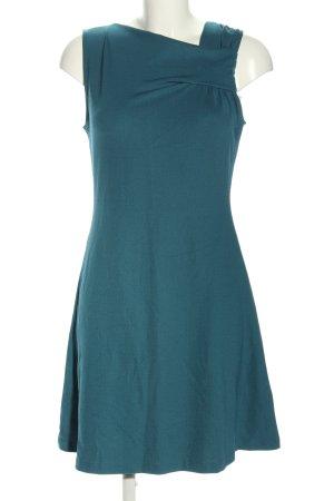 Bodyflirt Jerseykleid blau Casual-Look