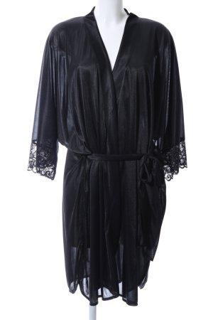 Bodyflirt Kimono black elegant