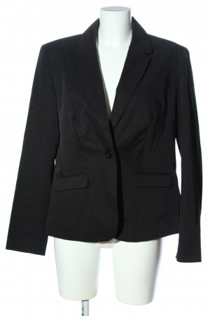 Bodyflirt Kurz-Blazer schwarz Business-Look