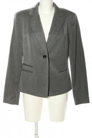 Bodyflirt Kurz-Blazer hellgrau Business-Look