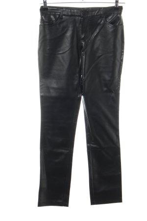 Bodyflirt Pantalone in pelle nero elegante