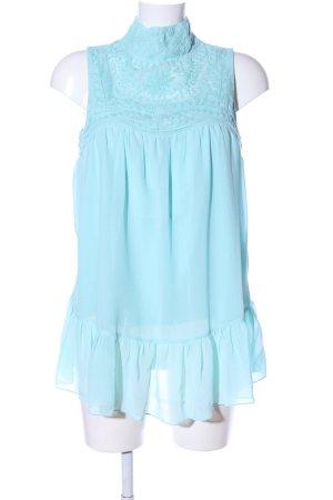 Bodyflirt Blouse longue turquoise élégant