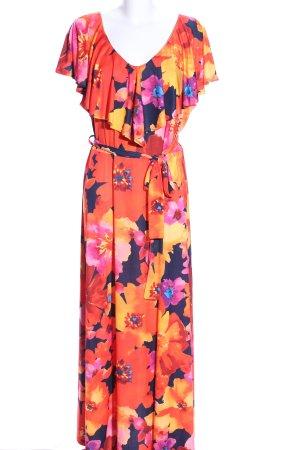 Bodyflirt Maxi abito motivo floreale stile casual