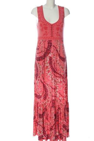 Bodyflirt Maxi Dress allover print casual look