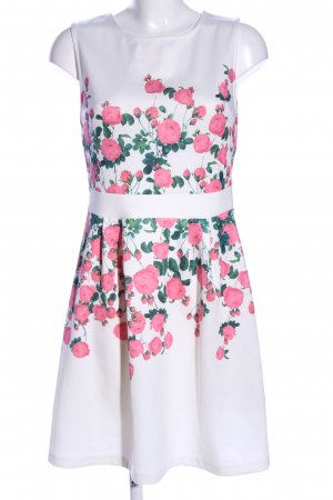 Bodyflirt Midi Dress flower pattern casual look