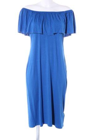 Bodyflirt Midikleid blau Casual-Look