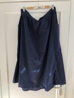 Bodyflirt Spódnica midi niebieski-ciemnoniebieski