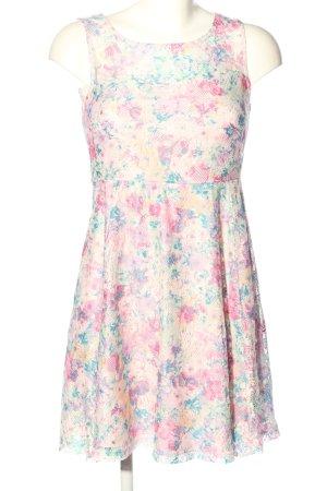 Bodyflirt Sukienka mini Na całej powierzchni W stylu casual