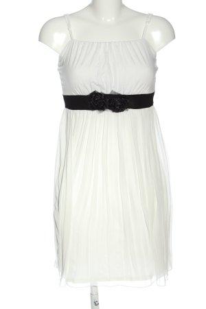 Bodyflirt Minikleid weiß Elegant