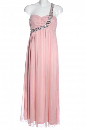 Bodyflirt Robe asymétrique rose-argenté élégant