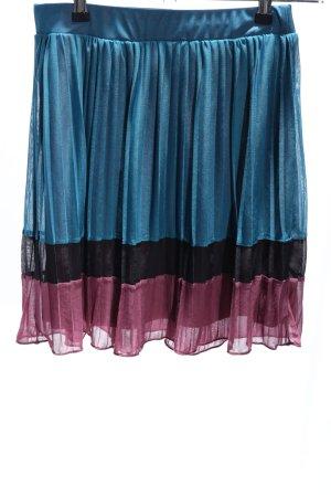 Bodyflirt Pleated Skirt multicolored elegant