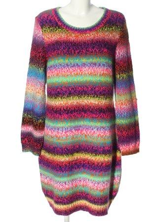 Bodyflirt Pulloverkleid Allover-Druck Casual-Look