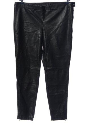 Bodyflirt Spodnie rurki czarny W stylu casual