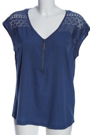 Bodyflirt Camicetta da notte blu stile casual