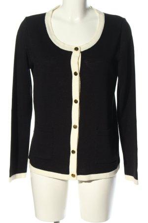 Bodyflirt Veste chemise noir style d'affaires