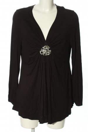 Bodyflirt Shirt Tunic black casual look