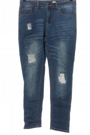 Bodyflirt Slim Jeans blue casual look