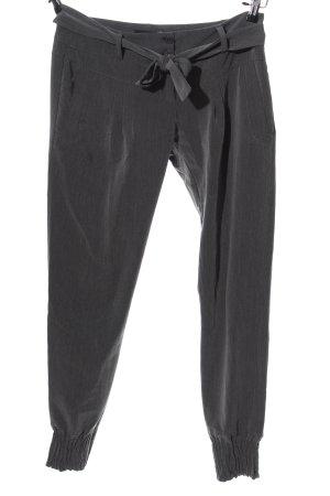 Bodyflirt Pantalone jersey grigio chiaro stile casual