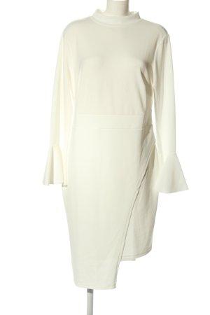 Bodyflirt Stretch jurk wit elegant