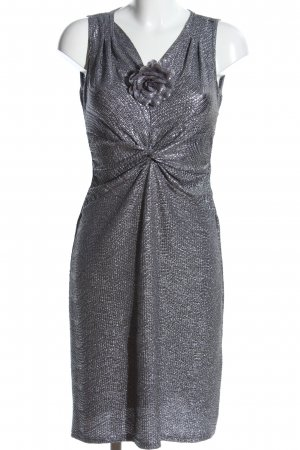 Bodyflirt Stretch Dress silver-colored business style