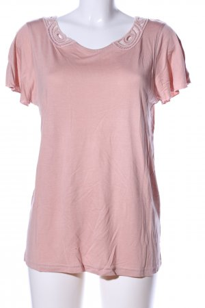 Bodyflirt T-Shirt pink casual look