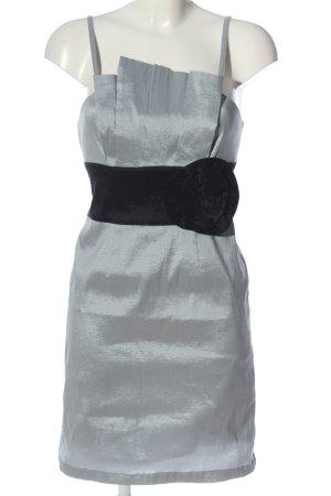 Bodyflirt Abito scamiciato grigio chiaro-nero elegante