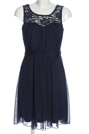 Bodyflirt Trägerkleid blau Elegant