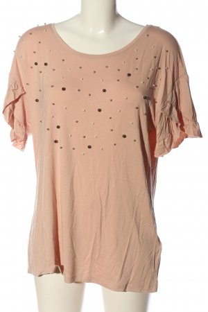 Bodyflirt U-Boot-Shirt nude Casual-Look
