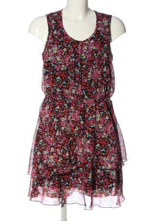 Bodyflirt Flounce Dress allover print elegant