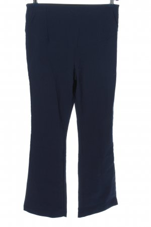 Bodyright Pantalone jersey blu stile casual