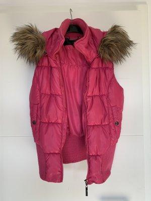 CoolCat Down Jacket pink