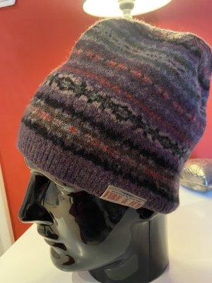 Bogner Fire + Ice Cappello a maglia grigio scuro