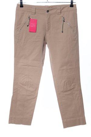 Bogner Pantalon 3/4 brun style décontracté