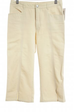 Bogner 3/4 Length Trousers beige-pale yellow