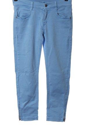 Bogner 7/8-broek blauw casual uitstraling