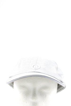 Bogner Gorra de béisbol gris claro look casual