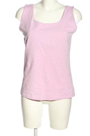 Bogner Basic Top pink Casual-Look