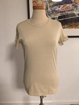 Bogner Basicshirt in Creme - sehr hochwertig & angenehm