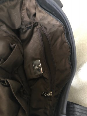 Bogner Pouch Bag black