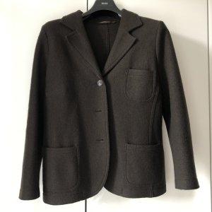Bogner Blazer Braun 100% Wolle Gr. 44 zeitloser und hochwertiger Klassiker