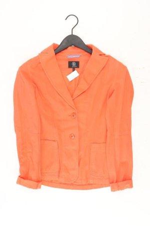 Bogner Blazer Größe 36 orange aus Baumwolle