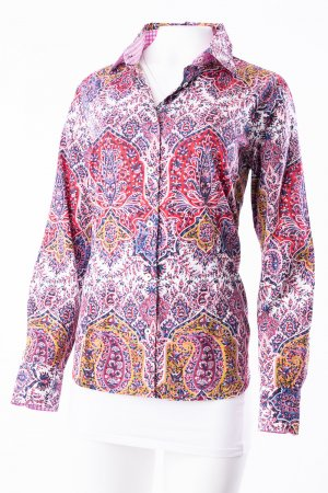 BOGNER - Bluse mit Paisleymuster