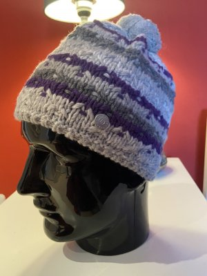 Bogner Fire + Ice Knitted Hat light grey