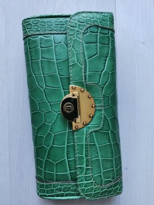 Bogner Clutch green