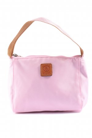 Bogner Clutch pink-braun Casual-Look