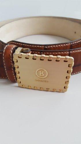 Bogner Leather Belt brown leather